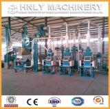 Precio automática molienda de maíz Línea de procesamiento de la máquina