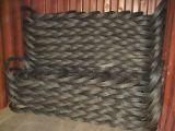 Twisted веревочка провода утюга