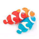 Cartoon Color Fish USB Flash Drive Pendriveu Sb Stick Memoria Externa Pen Drive de almacenamiento