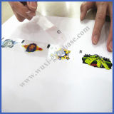 Etiqueta engomada de papel interna del tatuaje de la transferencia del chicle de globo