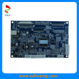 Placa de driver LCD com interface VGA e AV