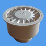 H Tipo Junction PVC accesorio de tubería para el drenaje
