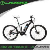 Da suspensão cheia elétrica aluída a mais nova MTB da bicicleta do motor 700c de Jobo bicicleta elétrica