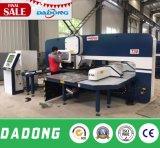 Máquina de la prensa de sacador de la torreta del CNC de los materiales del espesor de D-T50 8m m con precio competitivo