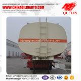 Approvisionnement direct d'usine en remorque de camion-citerne d'huile de graissage semi