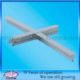 Componentes de la rejilla del techo, rejilla del techo suspendido de la barra del corredor T de la te