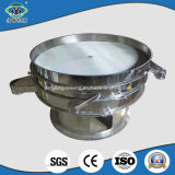 Flour Round Rotary Circular Filter Separador de tela vibratória (XZS-1500)