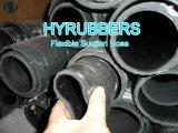 De flexibele RubberSlang van de Zuiging met Flangle; De Slang van de Zuiging van het water