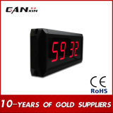 "[Ganxin] 1.8 ""Control Remoto Digital Countdown LED Temporizador"