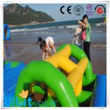 Passerelle gonflable LG8005 de jeu de l'eau de modèle de Cocowater