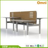 جديد أسلوب إرتفاع طاولة قابل للتعديل مع مركز عمل