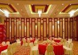 Стена перегородки трактира стен алюминия изготовления Китая складывая деревянная