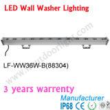 L1000*W45*H62mm 36W는 백색, 일 빛 88034 36W 높은 쪽으로 백색 색깔 벽 세탁기를 냉각한다