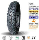 Neumático 110/90-16 del neumático de la motocicleta de la moto