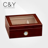 Wholesale Custom Design Spanish Cigar Cedar Humidor Wood