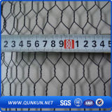 Rete metallica esagonale rivestita del PVC e galvanizzata con il prezzo di fabbrica