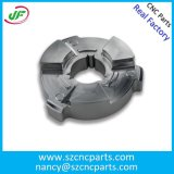 Hoge Precisie CNC die de Geanodiseerde Delen van Deel van het Aluminium/CNC Aluminium machinaal bewerken
