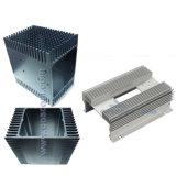 Het Profiel van Heatsink van het aluminium/van het Aluminium met ISO9001: 2008 Ts16949: 2008 Verklaard