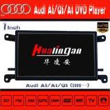 Windows Ce para Audi Q5 / A5 / A4 Navegación de DVD con Tmc con DVD-T con Pip
