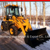 1.0ton Wheel Loader для Sale