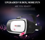 2016 nuovo Headset 3D Virtual Reality Glasses Black and White Vr Box 2 II