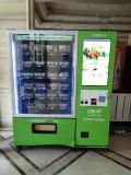 Máquina expendedora de pantalla grande con cinta transportadora y elevador D900V-11L (32SP)