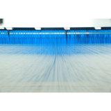650rpm dirigem o pano de Taxtile que faz o tear do jato de água da máquina
