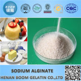 Alginate do sódio da boa qualidade usado para o emulsivo