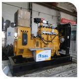 20-700 conjunto de generador del gas de la biomasa de la refrigeración por agua del kilovatio