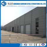 Entrepôt préfabriqué de structure de bâti en acier