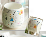 Copies en céramique promotionnelles avec impression carton pour cadeaux