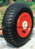 """8 """" pneumatische Räder X2.50-4 mit Gummirad"""