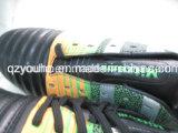 Chaussures mélangées du football du football de couleurs pour la vente en gros