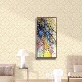 Morden Segeltuch druckt Abbildung-Wand-Kunst-Dekor gestaltete Segeltuch-Farbanstrich-Abbildungen