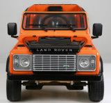 Land rover autorizó paseo en cabritos del juguete del coche dos asientos