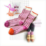 Stellt eine eindeutige dreidimensionale Effekt-Kind-Socke her