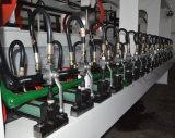 le long bord de 2500mm a collé la presse de panneau avec le chauffage (HF) à haute fréquence
