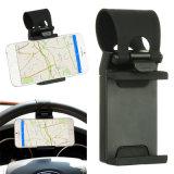 Multifunktionshalter-Montierungs-Kontaktbuchse-Hände geben auf Auto-Lenkrad für Smartphone frei