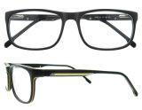 Os Eyeglasses na moda os mais novos do frame ótico do acetato de Eyewear do modelo novo
