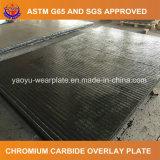 Piatto d'acciaio resistente all'uso bimetallico