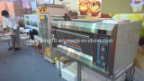 forno elétrico de 1-Deck 2-Tray da fábrica real
