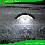 Nightlight extérieur d'éclairage de garantie des lumières 20 DEL de lumière solaire de mur avec le détecteur de détecteur de mouvement pour le jardin, porte, escalier d'opération, yard, allée