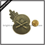 Pin fait sur commande de revers en métal pour le cadeau de promotion (BHY-101193)