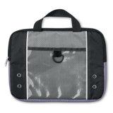 Commercio all'ingrosso sacchetto del ridurre in pani da 10 pollici con la casella anteriore aperta trasparente con il marchio personalizzato