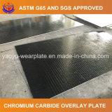 Плита износа заварки карбида хромия биметаллическая