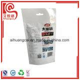 Do petisco de alumínio do malote plástico do tipo saco de empacotamento personalizado