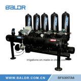 """"""" sistema automático super do filtro de disco da irrigação de gotejamento da agricultura do remoinho 2"""