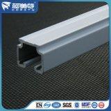 Perfiles de aluminio de la alta calidad 6063t5 para el carril de cortina con la superficie de la capa del polvo
