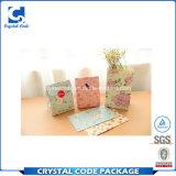 Bolsa de papel de empaquetado impresa insignia de encargo de la boda del regalo