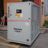 refrigerador de refrigeração ar refrigerado 30HP da água para a máquina expulsando em Filipinas